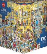 Cover-Bild zu Hotel Life Puzzle von Schöne, Christoph
