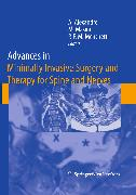 Cover-Bild zu Advances in Minimally Invasive Surgery and Therapy for Spine and Nerves (eBook) von Alexandre, Alberto (Hrsg.)
