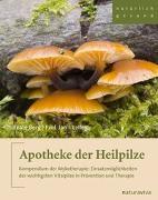 Cover-Bild zu Apotheke der Heilpilze von Berg, Beate