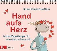 Cover-Bild zu Hand aufs Herz von Croos-Müller, Claudia