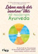 Cover-Bild zu Leben nach der inneren Uhr mit modernem Ayurveda von Kshirsagar, Suhas G.