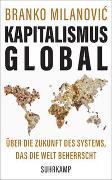 Cover-Bild zu Kapitalismus global von Milanovic, Branko