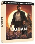 Cover-Bild zu Logan - 4K+2D Steelbook Edition von Mangold, James (Reg.)