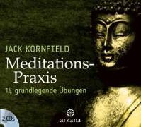 Cover-Bild zu Meditations-Praxis von Kornfield, Jack