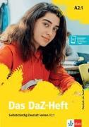 Cover-Bild zu Das DaZ-Heft A2.1 von Doukas-Handschuh, Denise