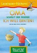 Cover-Bild zu OMA, schreit der Frieder. ICH WILL ERNTEN! von Mebs, Gudrun