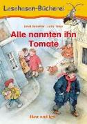 Cover-Bild zu Alle nannten ihn Tomate von Scheffler, Ursel