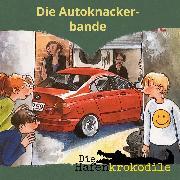 Cover-Bild zu Die Hafenkrokodile - Die Autoknackerbande (Audio Download) von Scheffler, Ursel