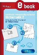 Cover-Bild zu Lerninhalte selbstständig erarbeiten Mathematik 2 (eBook) von Gemmer, Sarah