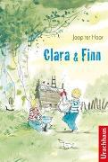 Cover-Bild zu Clara & Finn von ter Haar, Jaap