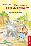 Cover-Bild zu Lea und das Elefantenbaby von Haar, Jaap ter