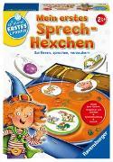 Cover-Bild zu Ravensburger 24361 - Mein erstes Sprech-Hexchen - Sprachspiel für die Kleinen - Spiel für Kinder ab 2 Jahren, Spielend erstes Lernen für 1-4 Spieler von Haferkamp, Kai