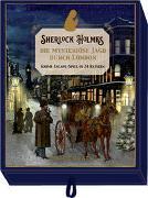 Cover-Bild zu Schachtelspiel - Sherlock Holmes - Die mysteriöse Jagd durch London von Kai Haferkamp