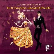 Cover-Bild zu Hoffmanns Erzählungen für Kinder (Audio Download) von Offenbach, Jacques