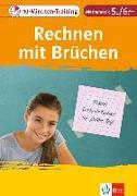 Cover-Bild zu 10-Minuten-Training Rechnen mit Brüchen. Mathematik 5./6. Klasse
