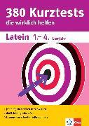 Cover-Bild zu Klett 380 Kurztests Latein 1.-4. Lernjahr (eBook) von Nickel, Rainer