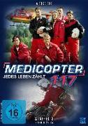 Cover-Bild zu Medicopter 117 - 3. Staffel: Folge 22-34 von Anja Freese (Schausp.)