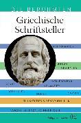 Cover-Bild zu Griechische Schriftsteller (eBook) von Nickel, Rainer