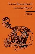 Cover-Bild zu Gesta Romanorum von Nickel, Rainer (Hrsg.)