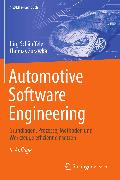 Cover-Bild zu Automotive Software Engineering (eBook) von Schäuffele, Jörg