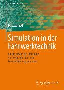 Cover-Bild zu Simulation in der Fahrwerktechnik (eBook) von Adamski, Dirk