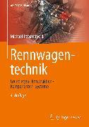 Cover-Bild zu Rennwagentechnik (eBook) von Trzesniowski, Michael
