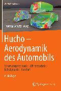 Cover-Bild zu Hucho - Aerodynamik des Automobils (eBook) von Schütz, Thomas (Hrsg.)