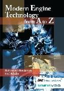 Cover-Bild zu Modern Engine Technology from A to Z von Basshuysen, Richard van