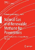 Cover-Bild zu Natural Gas and Renewable Methane for Powertrains von Basshuysen, Richard van (Hrsg.)