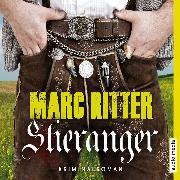 Cover-Bild zu Stieranger (Audio Download) von Ritter, Marc