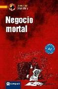 Cover-Bild zu Negocio mortal von Jankowski, Julia