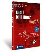 Cover-Bild zu Did I kill him? von Trenker, Sarah