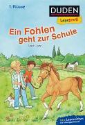 Cover-Bild zu Duden Leseprofi - Ein Fohlen geht zur Schule, 1. Klasse von Luhn, Usch