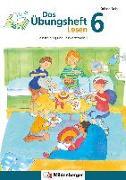 Cover-Bild zu Das Übungsheft Lesen 6 von Stehr, Sabine
