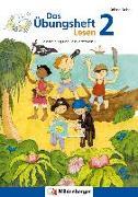 Cover-Bild zu Das Übungsheft Lesen 2 von Stehr, Sabine