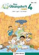 Cover-Bild zu Das Übungsheft Lesen 4 von Stehr, Sabine