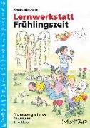 Cover-Bild zu Lernwerkstatt: Frühlingszeit (1.-4. Klasse) von Jebautzke, Kirstin