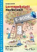 Cover-Bild zu Lernwerkstatt Herbstzeit 1./2. Klasse (eBook) von Osterloh, Renate