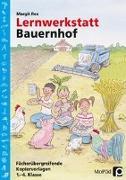 Cover-Bild zu Lernwerkstatt: Bauernhof von Rex, Margit