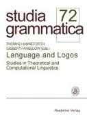 Cover-Bild zu Language and Logos von Fanselow, Gisbert (Hrsg.)