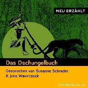 Cover-Bild zu Das Dschungelbuch - neu erzählt (Audio Download) von Kipling, Rudyard