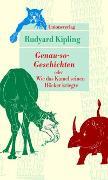 Cover-Bild zu Genau-so-Geschichten von Kipling, Rudyard