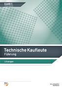 Cover-Bild zu Führung / Technische Kaufleute Führung von Kümin, Rolf