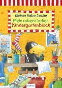Cover-Bild zu Der kleine Rabe Socke: Mein rabenstarker Kindergartenblock von Rudolph, Annet (Illustr.)