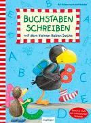 Cover-Bild zu Der kleine Rabe Socke: Buchstaben schreiben mit dem kleinen Raben Socke von Rudolph, Annet (Illustr.)