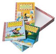 Cover-Bild zu Der kleine Rabe Socke: Sockes rabenstarke Schul-Kiste von Moost, Nele