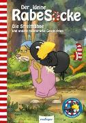 Cover-Bild zu Der kleine Rabe Socke: Die Streithähne und andere rabenstarke Geschichten von Moost, Nele