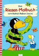 Cover-Bild zu Der kleine Rabe Socke: Das Riesen-Malbuch vom kleinen Raben Socke von Rudolph, Annet (Illustr.)