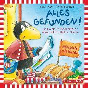 Cover-Bild zu Alles gefunden!, Alles gemerkt!, Alles in Ordnung! (Audio Download) von Rudolph, Annet