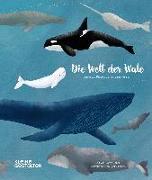 Cover-Bild zu Die Welt der Wale von Dobell, Darcy
